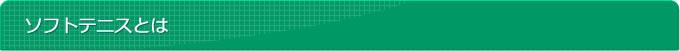 ソフトテニスとは 長野市ソフトテニス協会